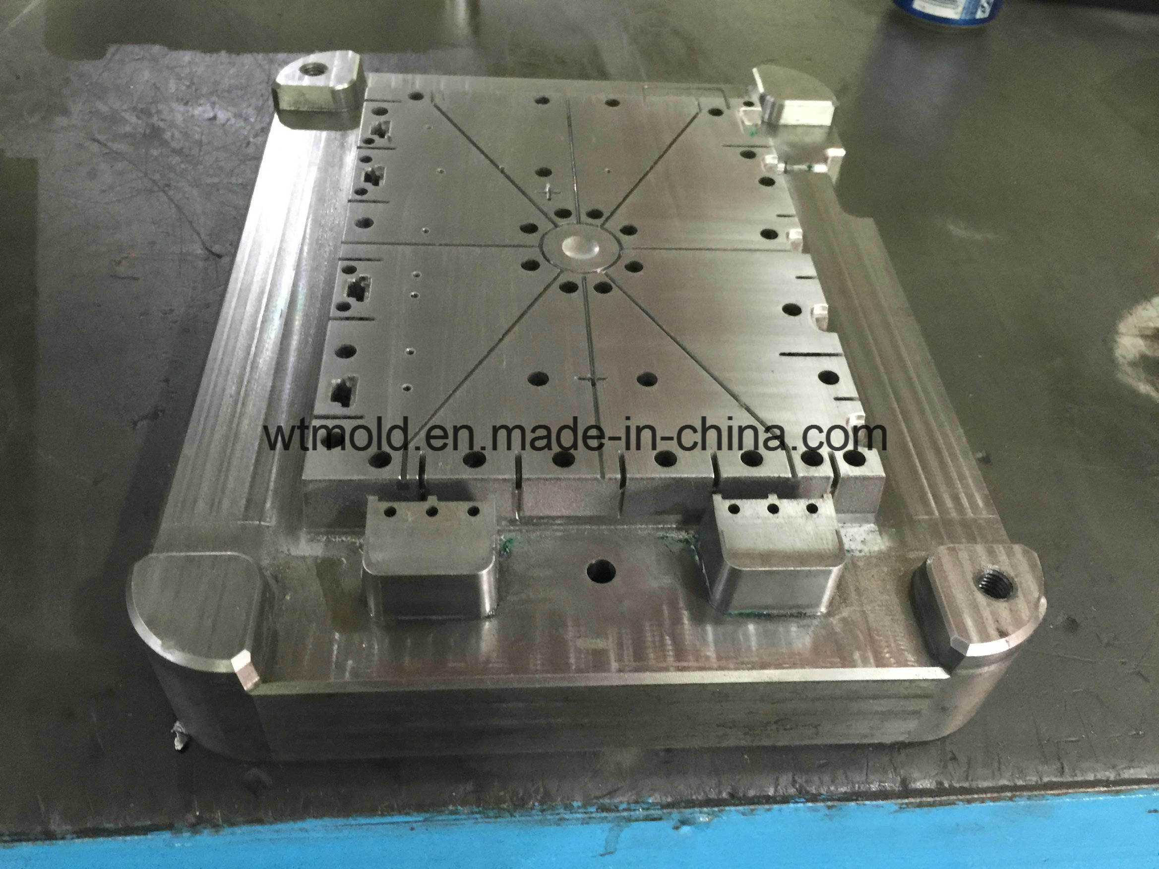 China Export Europe Standard H13 P20 S136 718h Tooling for Plastic