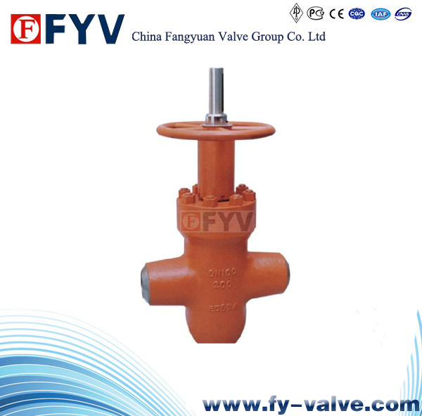 API6d Flat Gate Valve (Slab Gate Valve) Pipeline pictures & photos