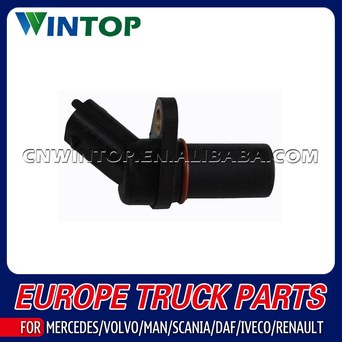 [Hot Item] Crankshaft Position Sensor for Heavy Truck Man OE: 5010412449 /  504096645/51271207037