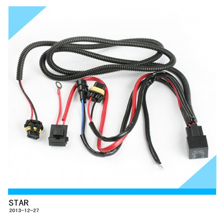 [Hot Item] China Factory HID Wire Harness on