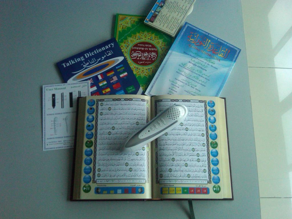 [Hot Item] Digital Quran Reader Pen for Muslim MP3 Player & USB Drive (M9)