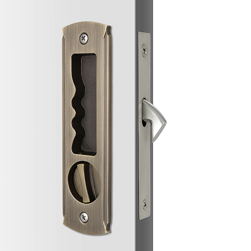 China Brand New Zinc Alloy Concealed Sliding Mortise Home Security