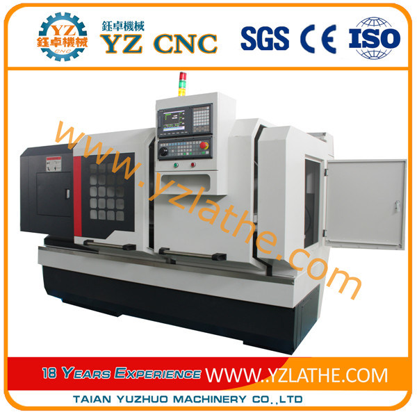 Diamond Cut Alloy Wheel Repair CNC Lathe Machine