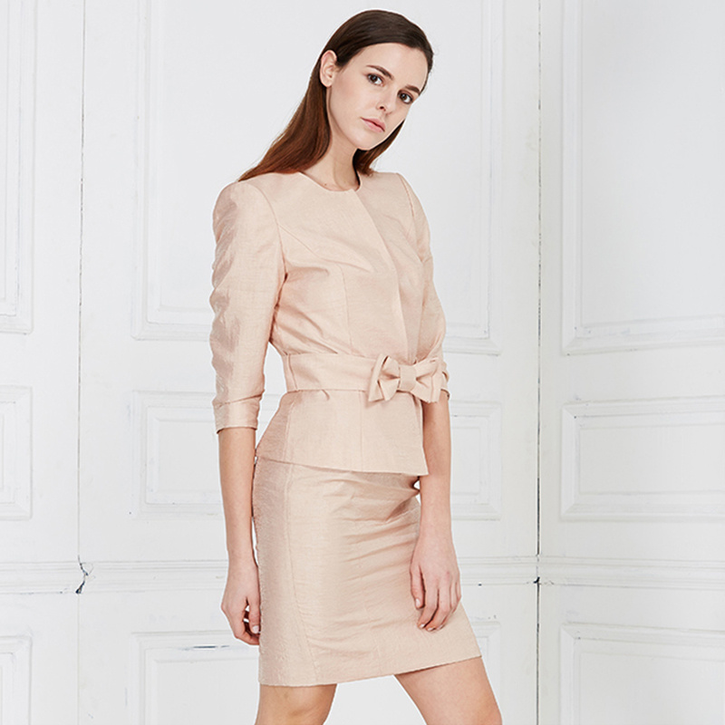 7d89d9c0721 [Hot Item] Top Designer Women Fancy Skirt Suits of Ladies Office Pictures