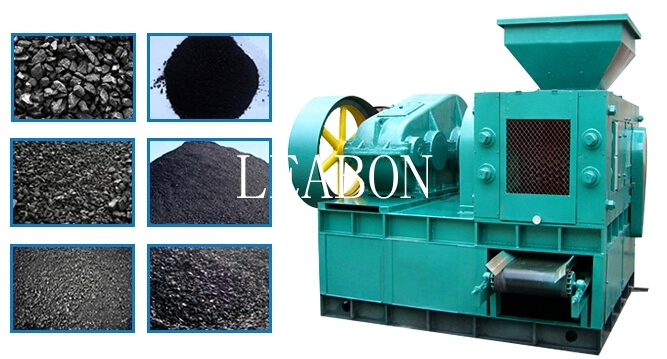 High Efficiency Coal Dust Briquette Making Machine