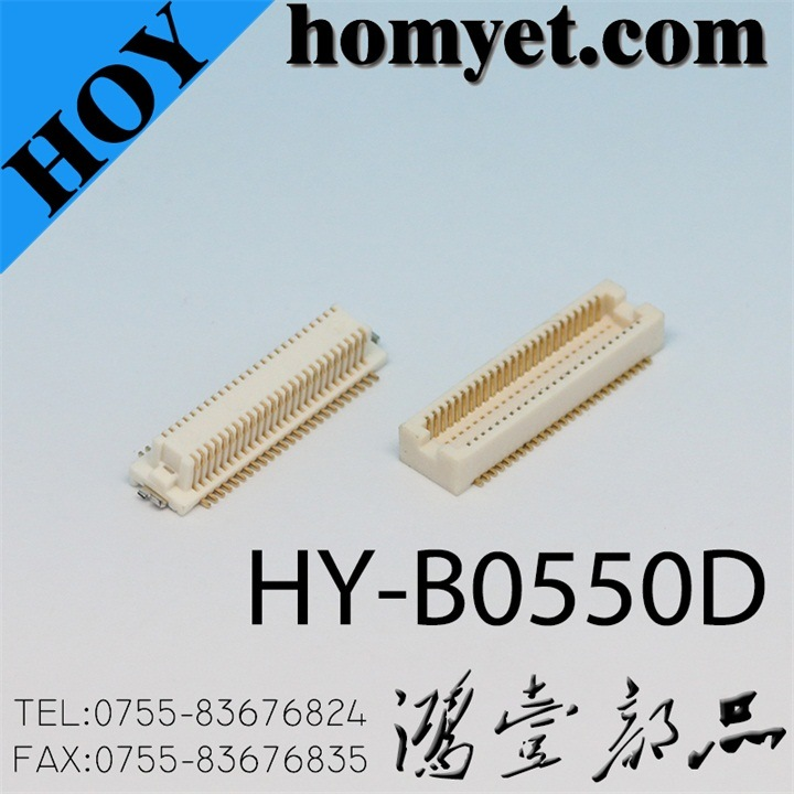 China High Quality Fpc Connector With Sgs Certification Hy Bd0550d
