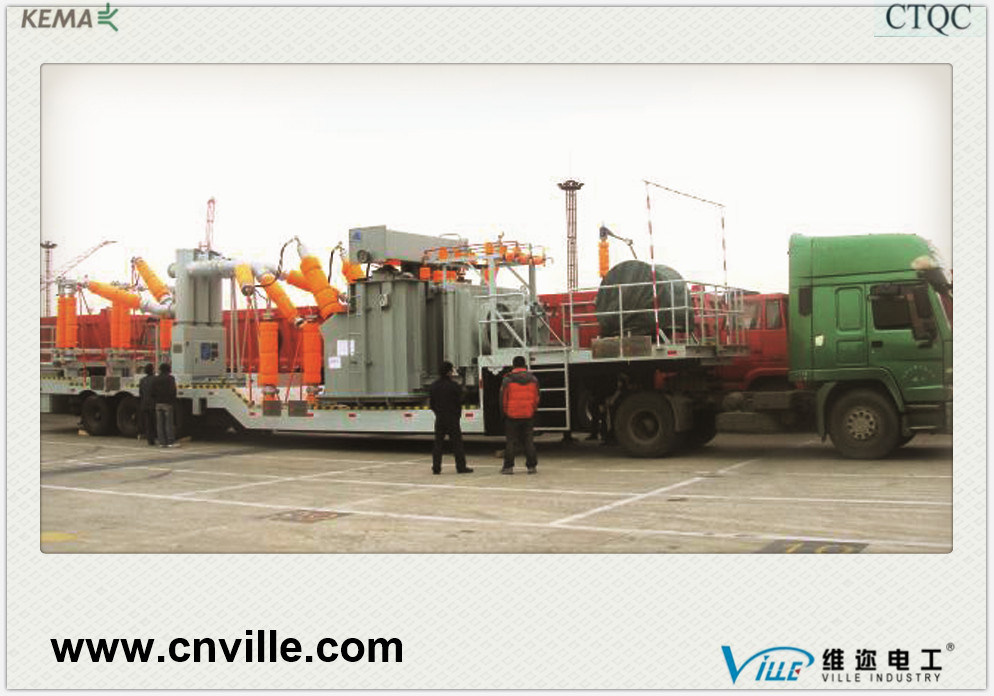 Mobile Transformer Substation /Movable Power Substation/Power Substation