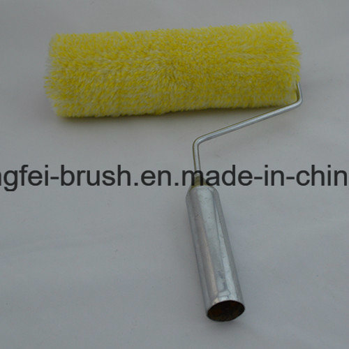 Metal Handle Paint Roller for Decoration