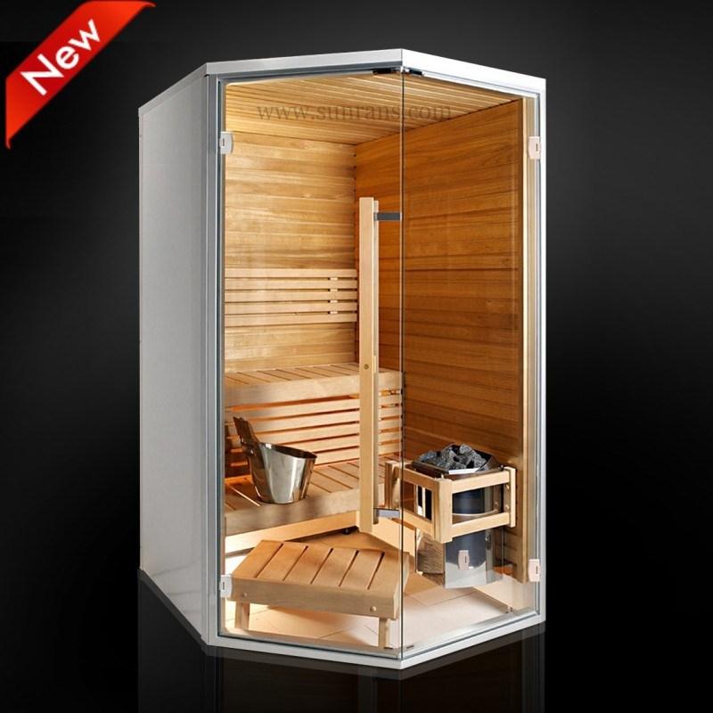 Extrem China 2015 New Design Infrared Mini Sauna for 1 Person Sauna Room SG78