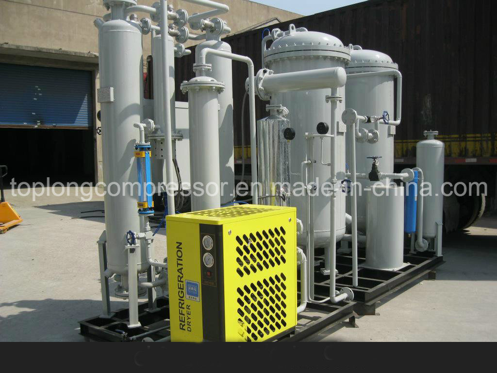 Nitrogen Psa Generator for Industry Production with Good Quality (BPN99.99/2000)