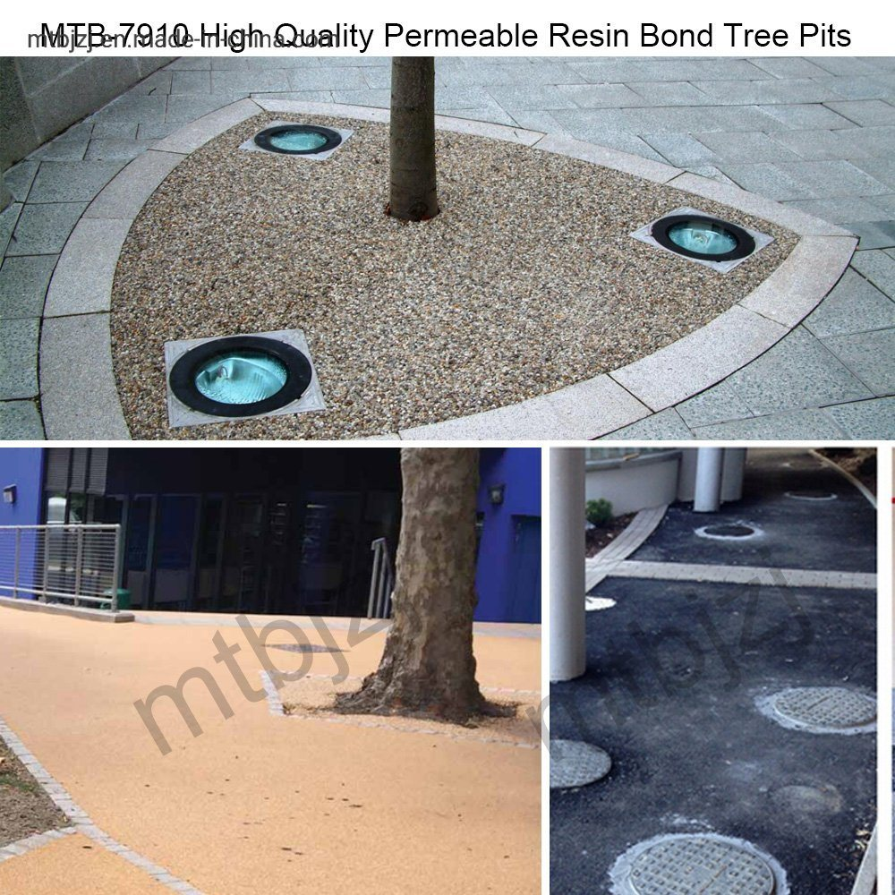 Epoxy Resin Outdoor Water Permeable