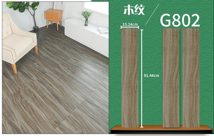 Thin Waterproof Light Weight Lvt Floor, Weight Of Laminate Flooring