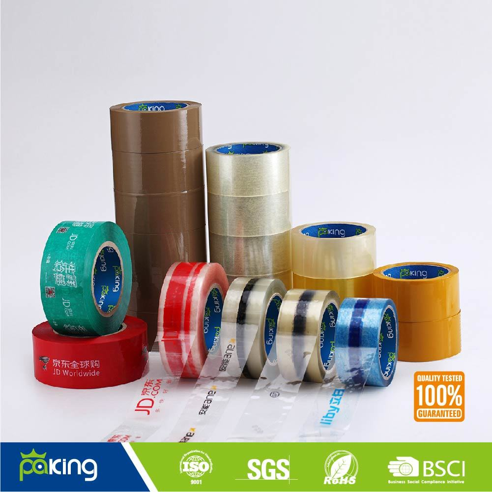 Hot Sale BOPP Printed Packing Tape pictures & photos
