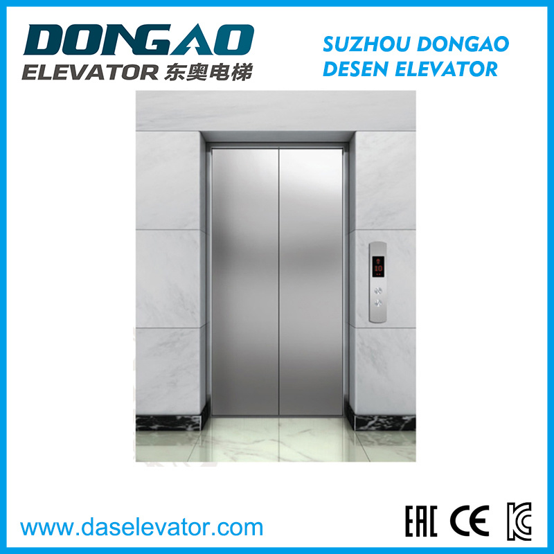 High Quality Small Machine Room Passenger Lift 1000kg for Apartments
