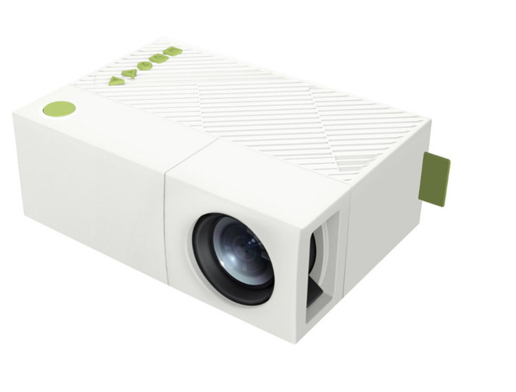 Projector Screen Home Mini Theater Projector Yg310 pictures & photos