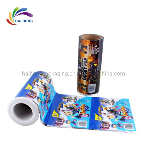 [Hot Item] Food Packaging Laminated Roll Film/Customized Printed Plastic  Roll Film/Aluminum Foil Film for Food Packaging