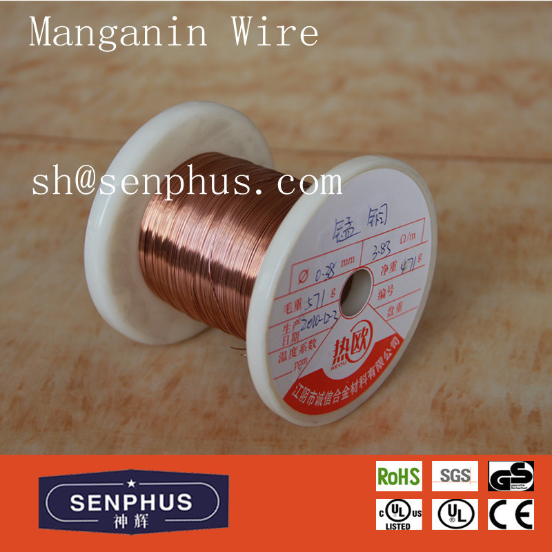 Copper Nickel Alloy Heating Resistance Wire and Strip pictures & photos