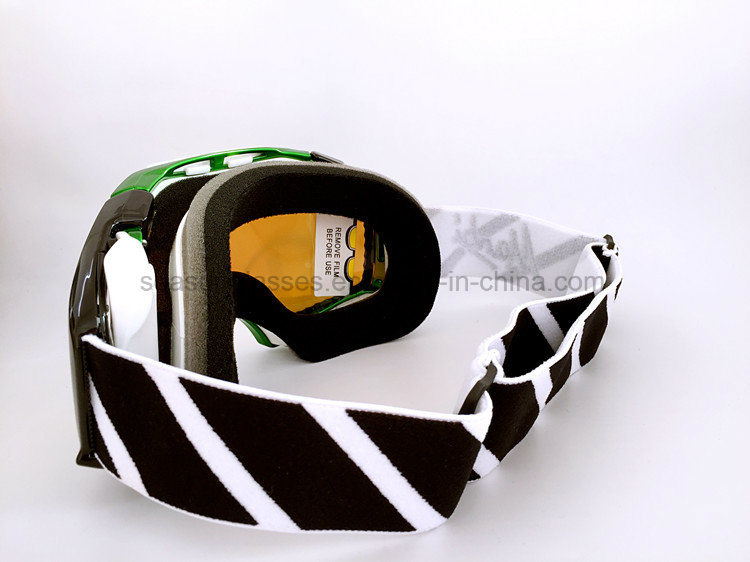 Brand Ski Goggles Double UV400 Anti-Fog Big Ski Mask Skiing Glasses Men Women Winter Sports Goggles Snow Snowboard Goggles pictures & photos
