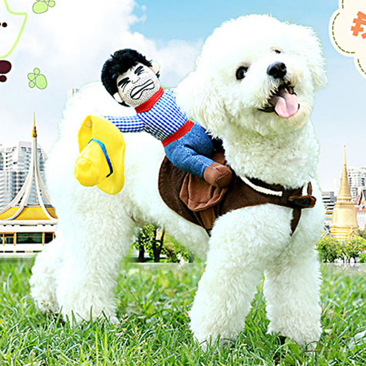 Holloween Pet Cosplay Costume Dog Apparel Holiday Pet Products pictures & photos