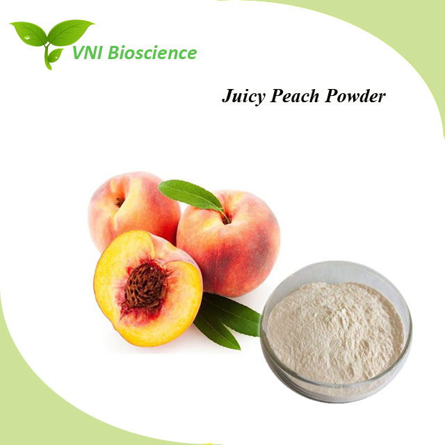 ISO SGS Certified Peach Fruit Powder pictures & photos