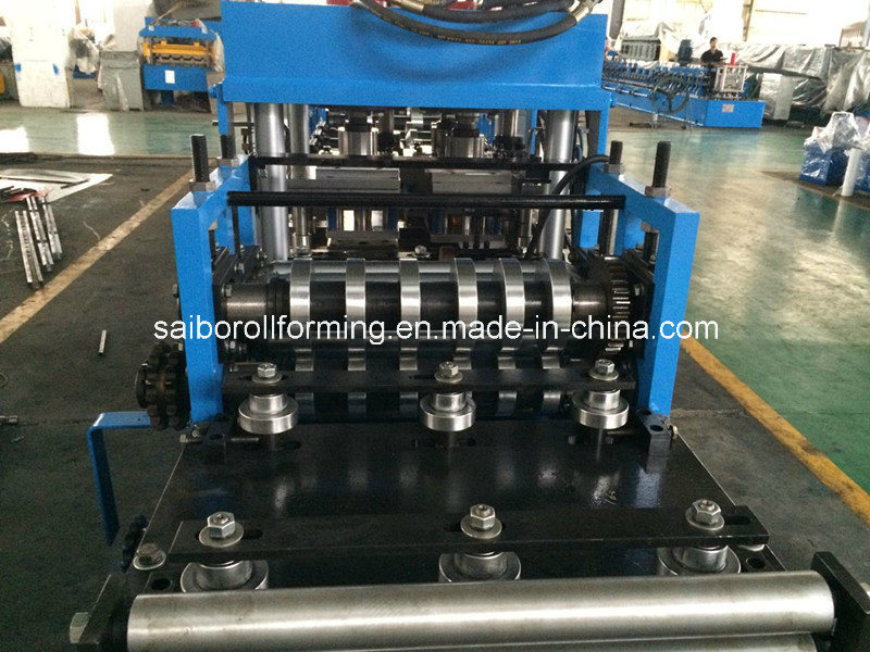 Double Line C Purlin Roll Forming Machine pictures & photos