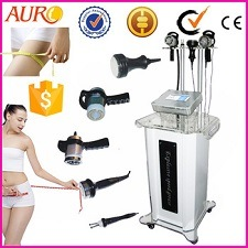 Micro Current Wrinkle Removal RF Fat Removal Beauty Machine
