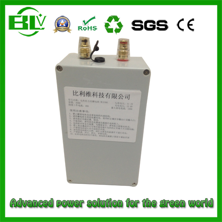 Customzied 20ah 40ah 60ah 80ah 12V 11.1V Battery Pack Lithium Ion Battery for UPS Power Supply Fishing Device