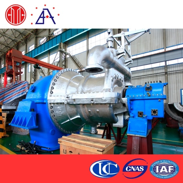5MW Steam Turbine Generator for Power Plant with Coal-Fired Boiler (B1-60)