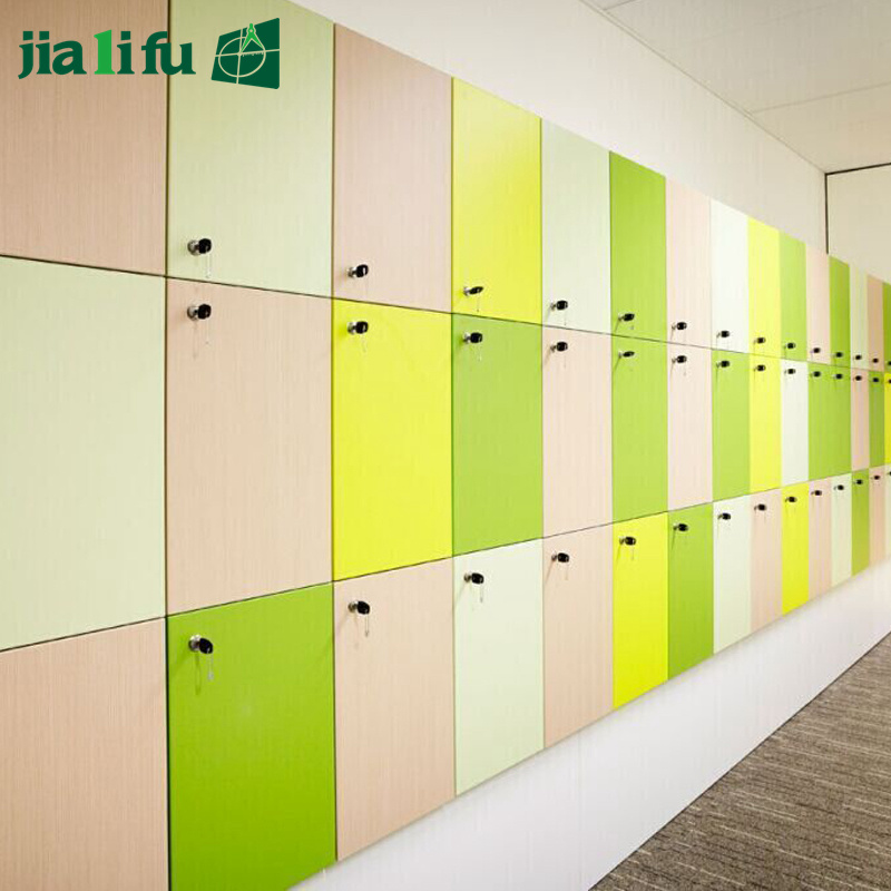 Attractive Design HPL School Storage Locker pictures & photos