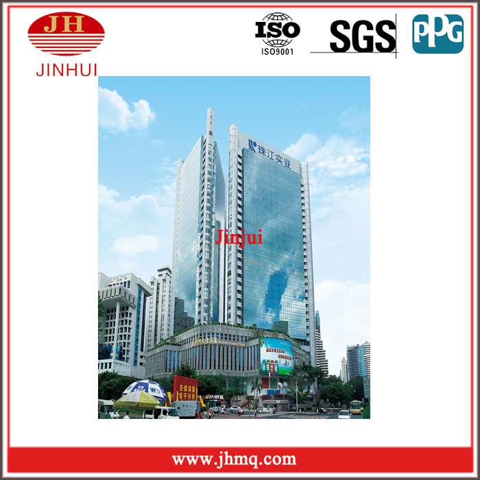 China High Quality Invisible Aluminum Curtain Wall - China Insulated