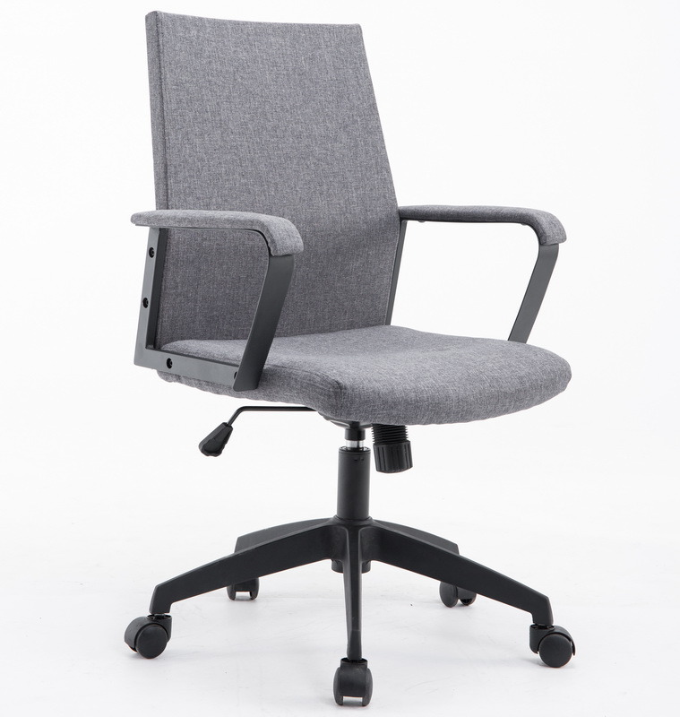 Fashionable New Design Fabric Chair, Office Steel Chair
