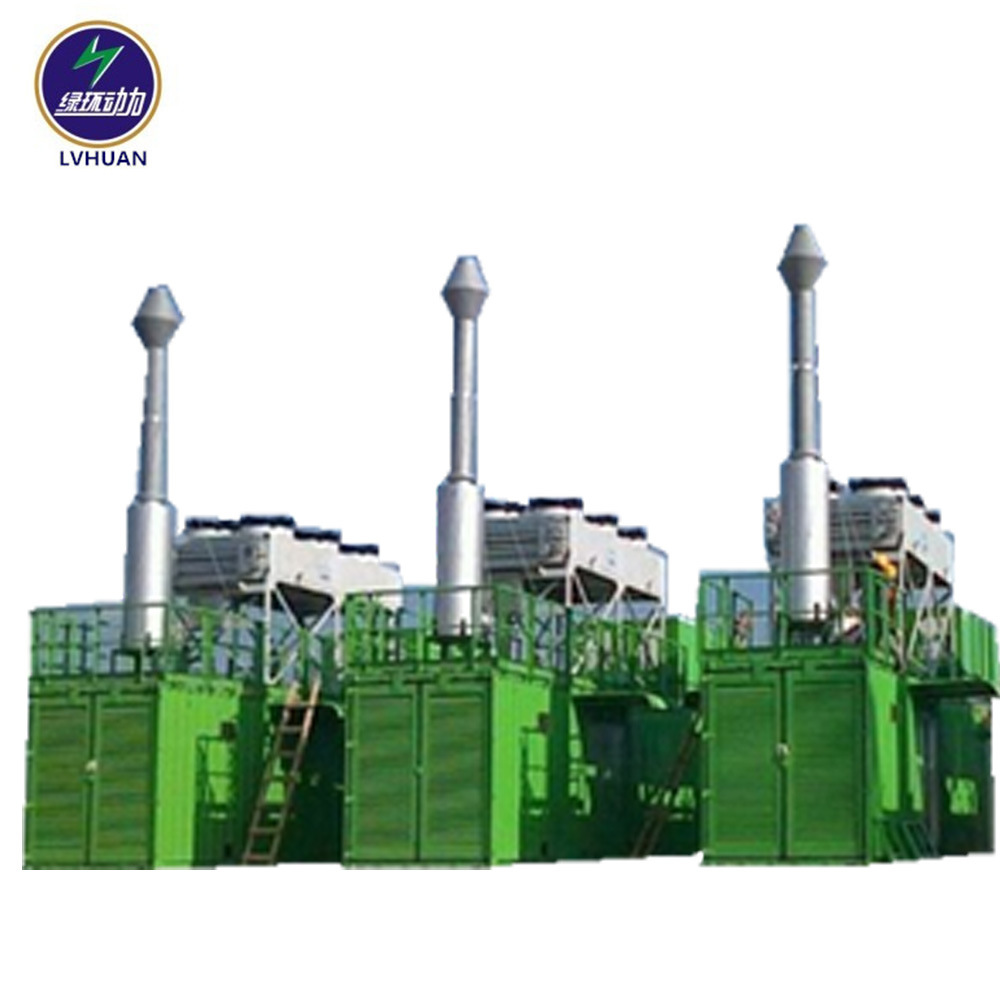 [Hot Item] 20kw - 2MW Methane Gas/ Biogas/ LNG/CNG/LPG/ Natural Gas  Generator