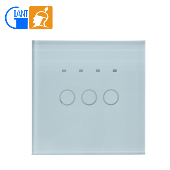 Gang Smart Home Timer Touch Switch