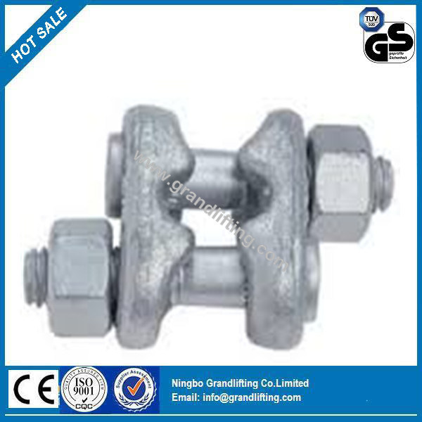 China Us Type Hot Selling Forged Wire Rope Fist Clip - China Rope ...