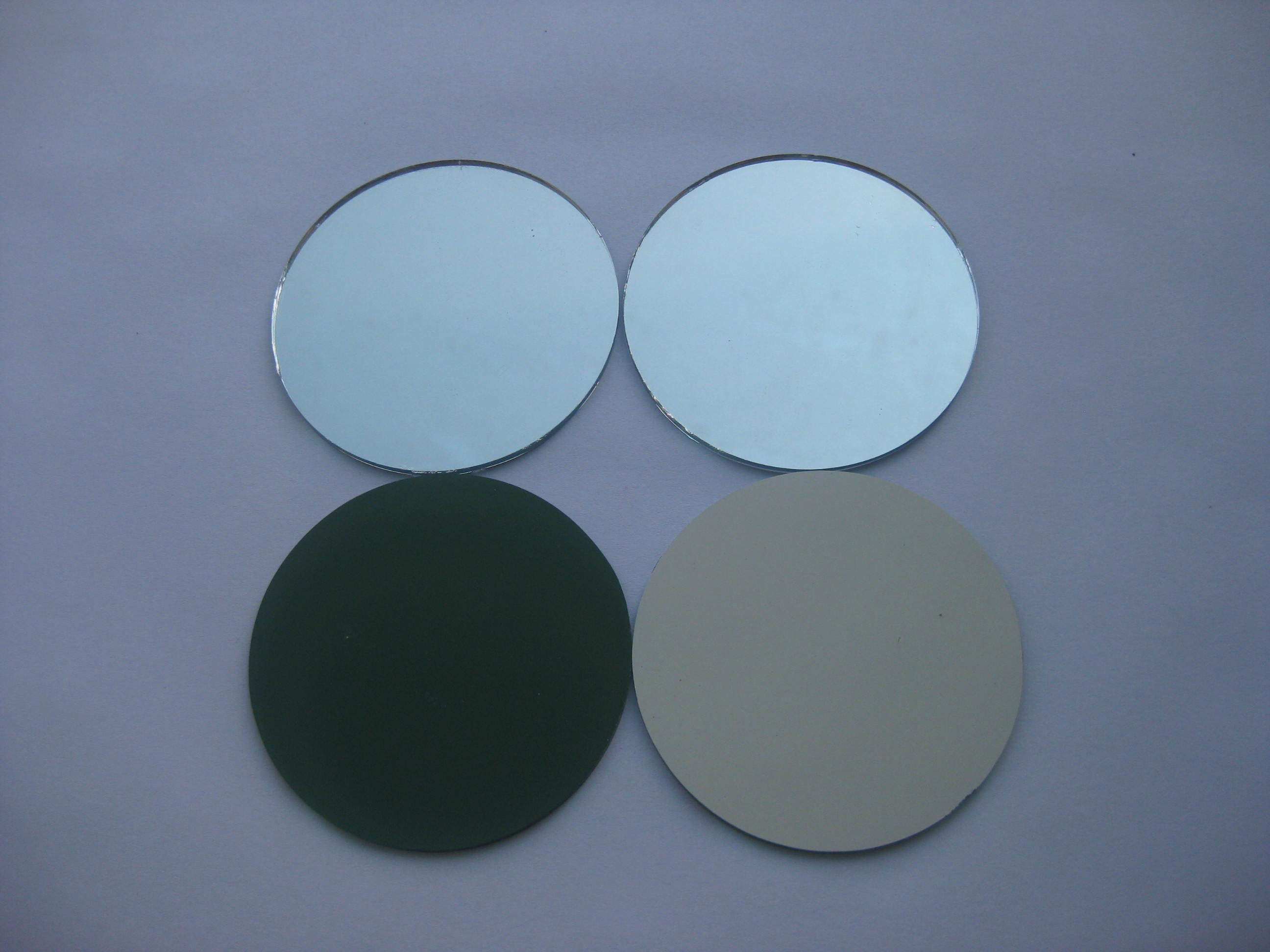 China 1 3mm 1 5mm 1 8mm 2mm Magnify Mirror Make Up Concave Mirror