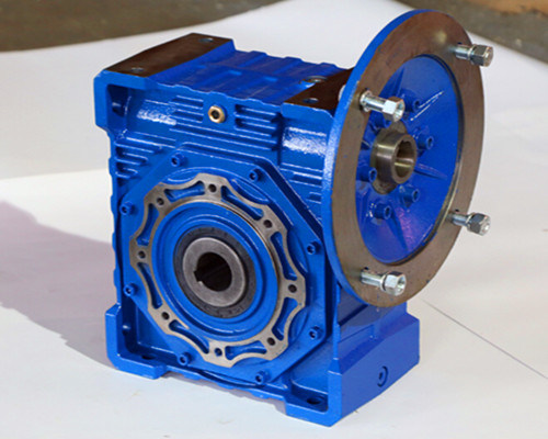 Nmrv Cast Iron Worm Gearbox Transmission Reducer