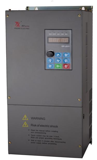 Bd341 Special Inverter for Pipe Pile Machine High Performance Vector Control Frequency Inverter VFD Variable Frequency Drive AC Driv