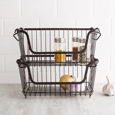 China Brown Pantry Stackable Colored