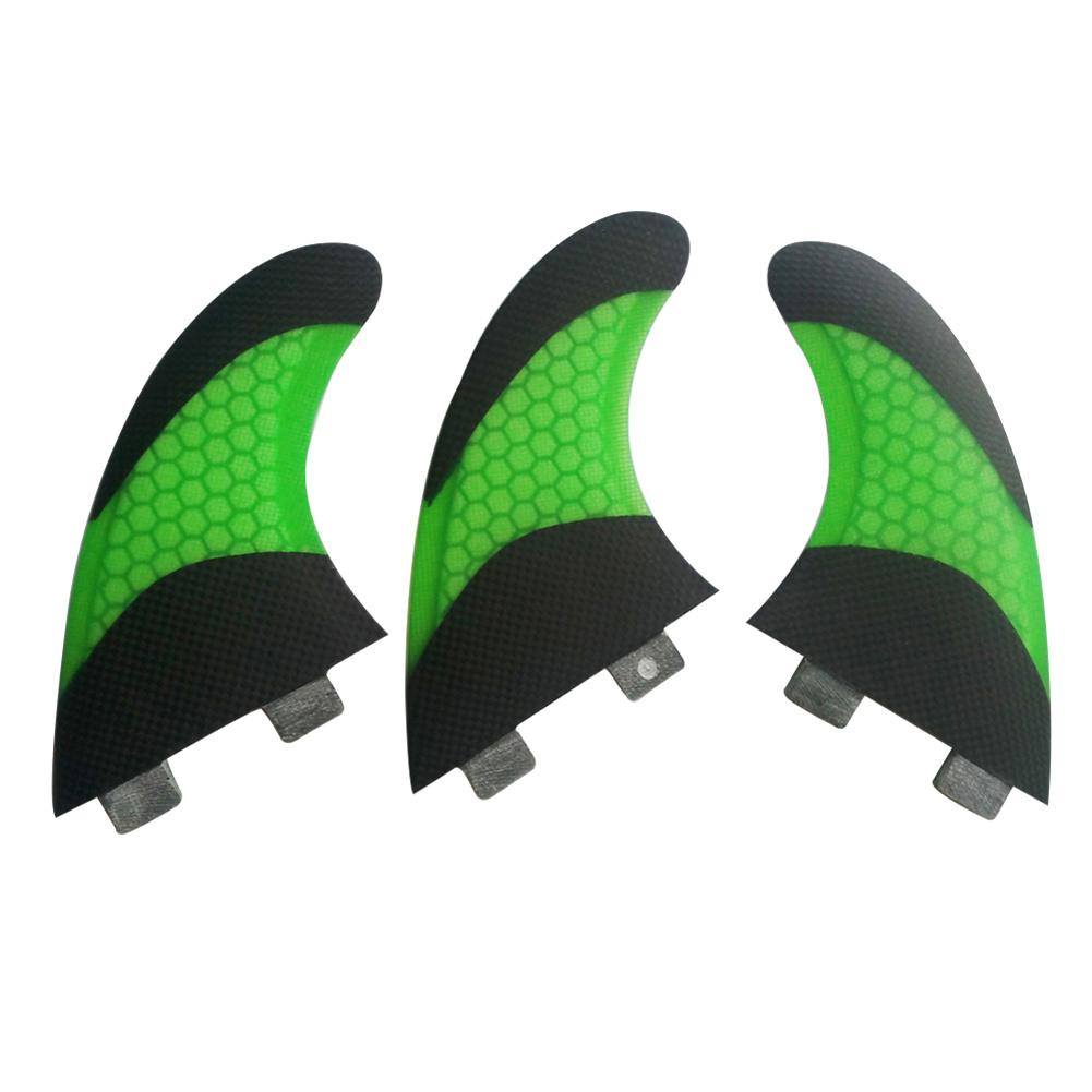 a1a1dbd171 [Hot Item] New Style Honeycomb Surfboard Thruster Fin Fcs Base