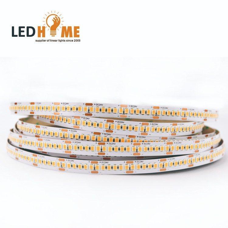 [Hot Item] 2835 SMD 120 LEDs 24V 3000K Full Spectrum Flexible LED Strip  Light with High CRI