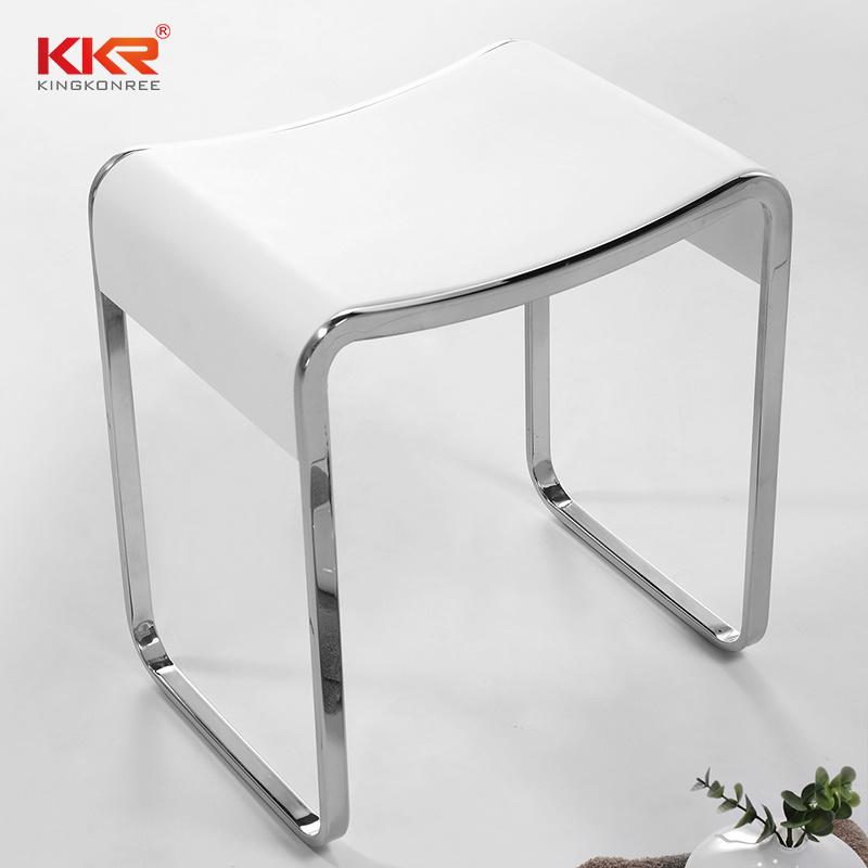 China Bathroom Furniture White, Chair For Bathroom