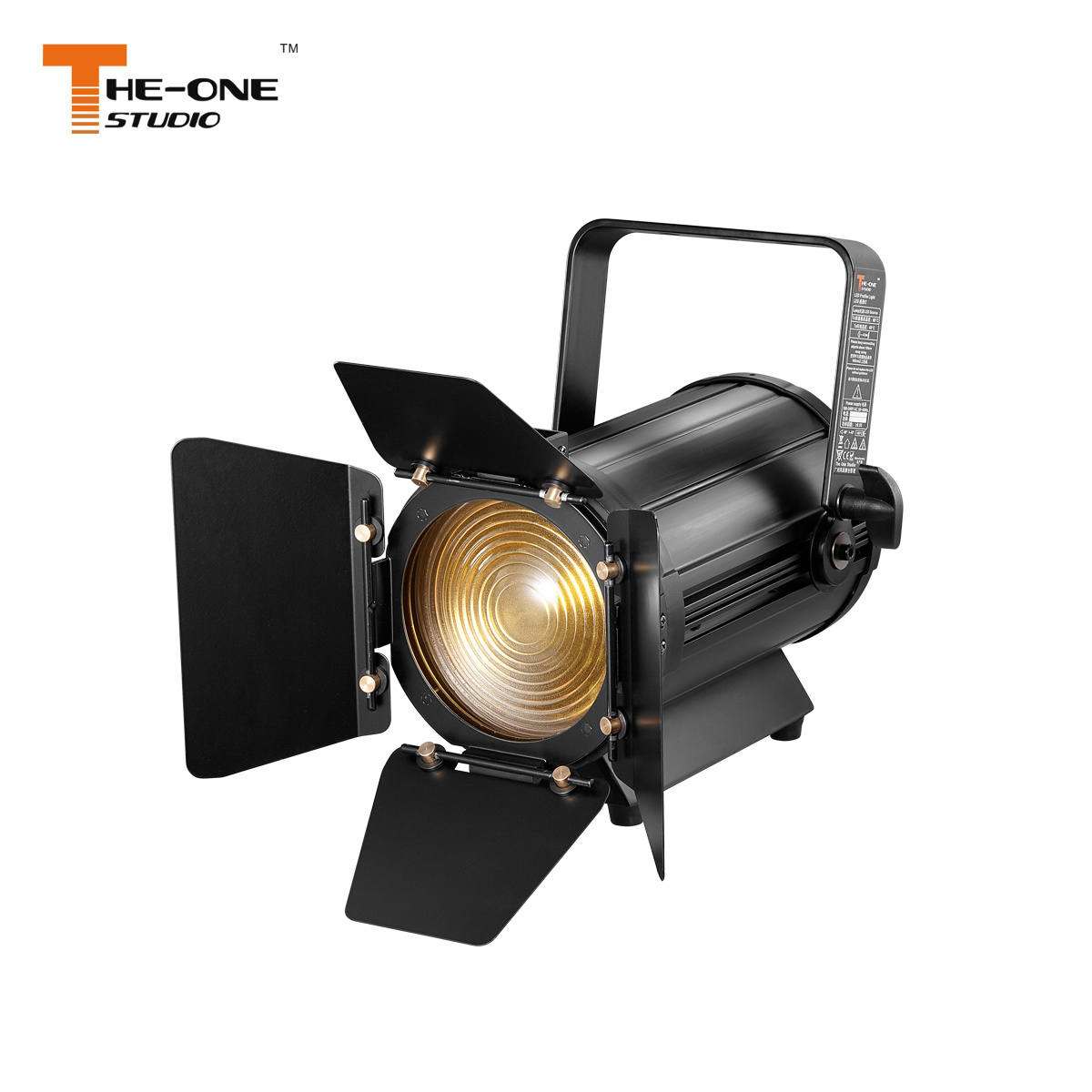 China 100w 3200k Led Fresnel Light For