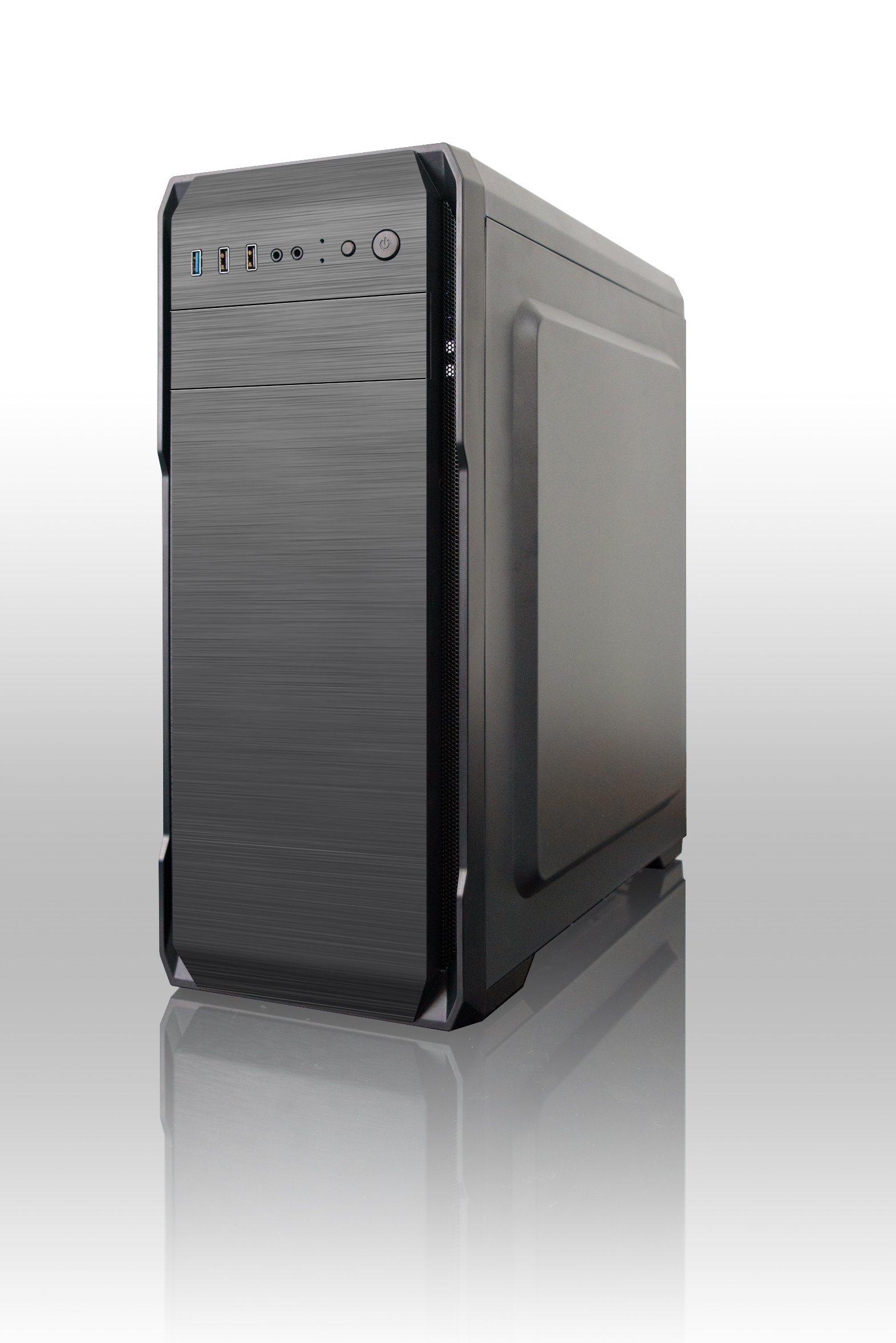 [Hot Item] New Design Best Selling RGB Gaming Computer Case PC Case Bottom  ATX Black