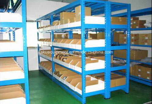 Steel Display Medium Duty Racking for Warehouse Storage (A Type) pictures & photos