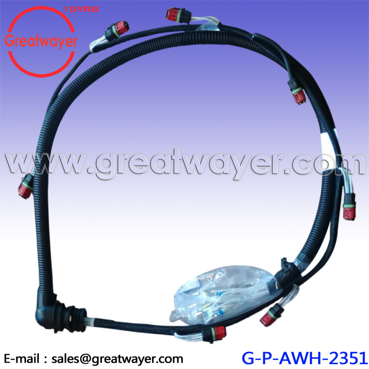 china 22248490 volvo truck fuel injector wire harness - china ...  shenzhen greatwayer science and technology co., ltd.