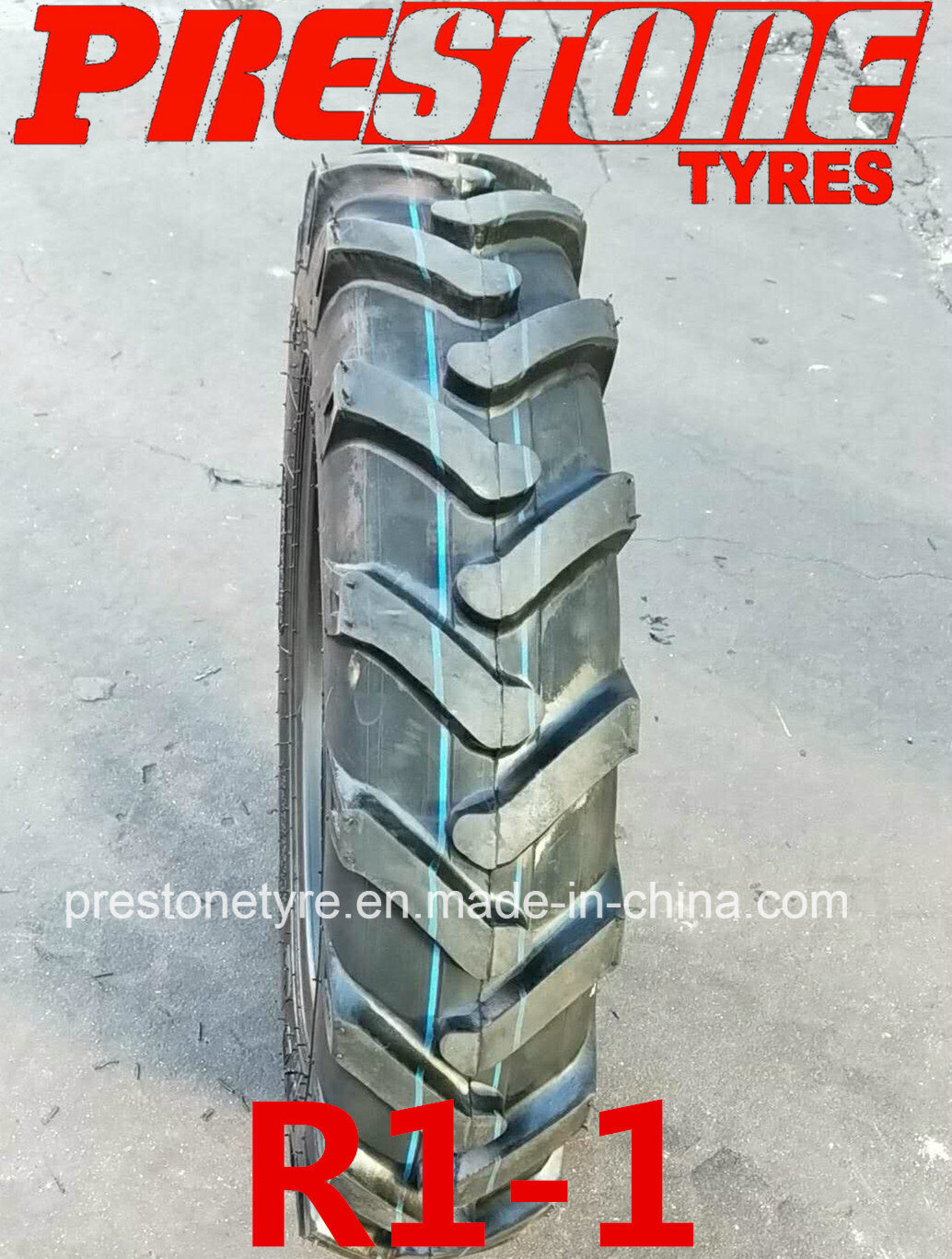 China Tyre Manufacturer R1 Pattern Bias Agricultural Tyre