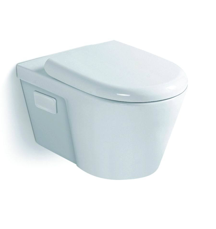 China Supplier Sanitary Ware Wall Hung Toilet (S7574) - China Wall ...