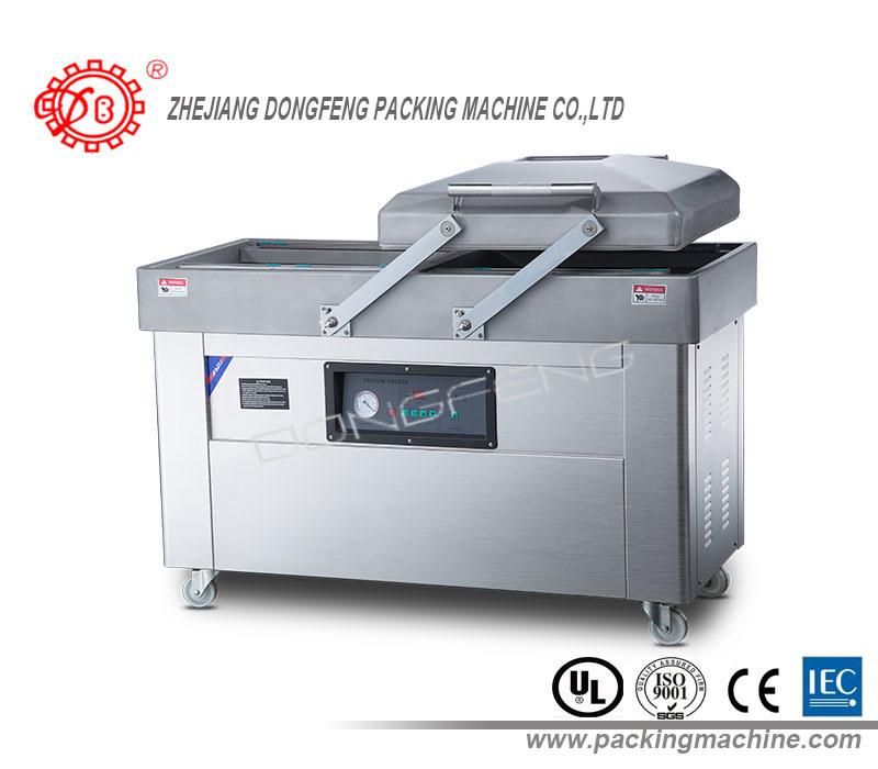 China Double Chamber Vacuum Packing Machine DZQ 4002SA
