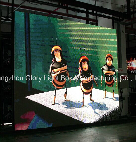 P3.33 Small Pitch Full Color LED Display