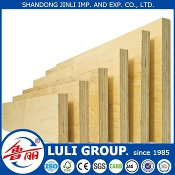 Melamine Paper Faced Plywood Price pictures & photos